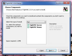 Tight VNC Install